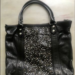 Frye Studded Purse and Wallet